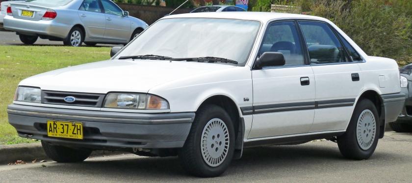 1987 ford telstar